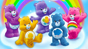 funny baby care bears music band kids games funny bath play