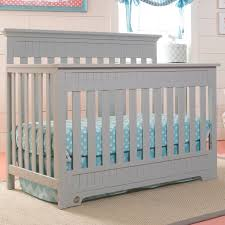 Convertible Cribs Canada by Fisher Price Lakeland Convertible Crib In Misty Grey