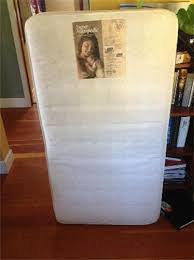 Simmons Crib Mattresses Crib Mattress For Sale Gorge Net Classifieds