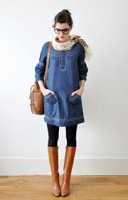 best 25 denim tunic ideas on pinterest chambray tunic denim