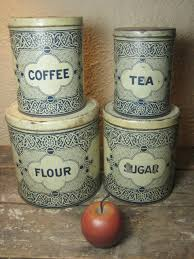 primitive kitchen canisters s primitive country farmhouse kitchen tin canisters