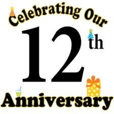 12th anniversary gift ideas 12th anniversary