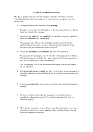 how do you write a white paper a guide to a semiological analysis as comms