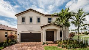 new homes in hemingway point miami dade county florida d r