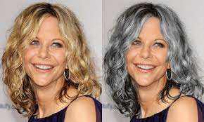 grey hair in 40 s best hair color natural or grey