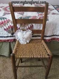 Upholstery Repair Wichita Ks Or Hemp Revamped Bottom Chair Paint Furniture Craft And