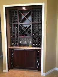wine kitchen cabinet custom kitchen wine cabinet modern wine cellar dallas by