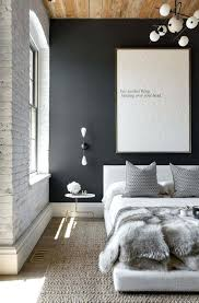 chambre noir et blanc design chambre noir et blanc design chambre chic chambre design noir