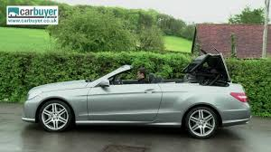 mercedes e350 convertible used mercedes e class cabriolet 2009 2013 review carbuyer