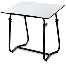 White Drafting Table Studio Designs Tech Drafting Table Blick Materials