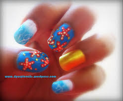 summer nail art got a style