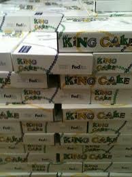 king cake shipped gambino s bakery mardi gras king cake not just for mardi gras
