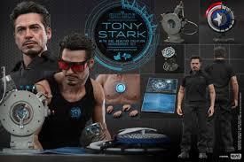 Tony Stark Iron Man 2 Tony Stark With Arc Reactor Creation Accessories