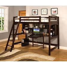 DHP Abode Full Loft Bed Hayneedle - Vancouver bunk beds