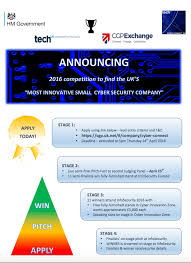archive infosecurity europe 2016 competition flyer 1 of 9