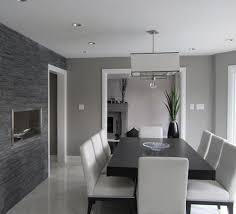 Modern Dining Room Decorating Ideas Dining Room Grey Dining Rooms Room Design Modern Decor Chair