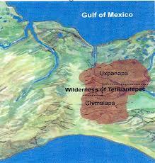 Chiapas Mexico Map The Waters Of Sidon U201d The Grijalva River Or The Usumacinta River