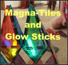 and glow 148 best magna tiles and light images on tiles light