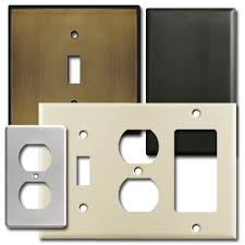 custom light switch covers switch plates in hard to find sizes easy custom solutions
