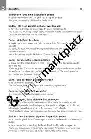 Baden Englisch 2000 Redewendungen Deutsch U2013englisch U2013 Englisch