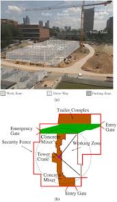 vision based tower crane tracking for understanding construction