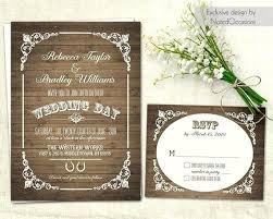 wedding invitation sets fresh country wedding invitations ideas or western wedding