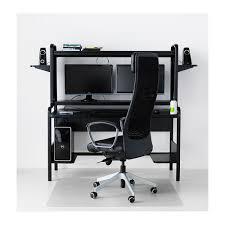 Black And White Computer Desk Hackers Help Ikea Fredde Desk Vs Suggestions Ikea Hackers