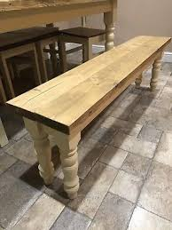 bench order farmhouse country kitchen style bench handmade to order 140 00