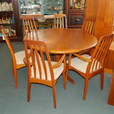 designer danish modern dining room chairs u2013 oliver u0027s twist antiques