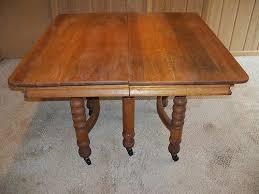 Kitchen Table Oak Kitchen Table Handmade Dining Tables Uamp - Antique oak kitchen table