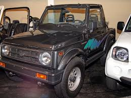 samurai jeep for sale 1993 suzuki samurai museum exhibit 360carmuseum com