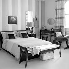 dark brown color wooden bed frames black and white bedroom ideas
