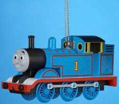 the tank engine decorations lights