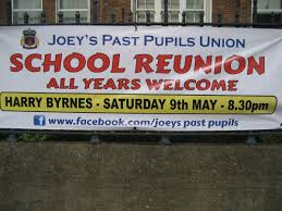 high school reunion banners news st joseph s c b s secondary school fairview