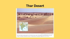 thar desert location chapter 13 geography and the early settlement of india ppt download