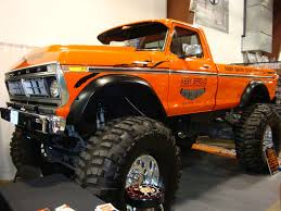 Ford Bronco Lifted Mud Truck - jacked up trucks who u0027s is biggest page 15 ford truck
