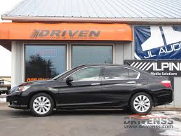 Honda Toaster Car 2015 Honda Accord From Marquette Gets Tint U0026 Remote Start