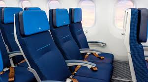 Klm Economy Comfort Experience New World Business Class And New Economy Class On Klm