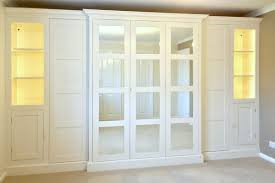 bedroom fancy ikea pax wardrobe with hinged doors assembly