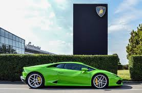 lamborghini factory ray chang italy vacation tour experience to the ferrari and
