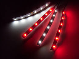 red and white alternating led christmas lights african violets led light strips vs regular grow lights