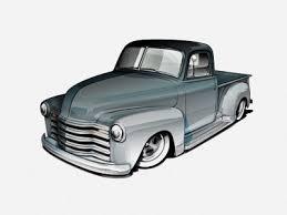 tutorial learning draw rod trucks