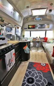 Camper Interior Decorating Ideas by 1333 Best Trailers Images On Pinterest Vintage Trailers Vintage