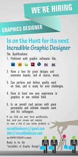 graphic design online qualification wanted graphic designer incredibles pondicherry pondicherry
