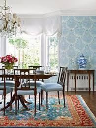 Chinoiserie Dining Room by The Chinoiserie Dining Room Chinoiserie Chic Bonheur
