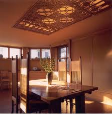 frank lloyd wright home interiors wright home and studio traditional dining room chicago by
