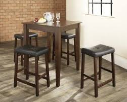 Bar Stool And Table Sets High Top Table And Chairs Visualizeus