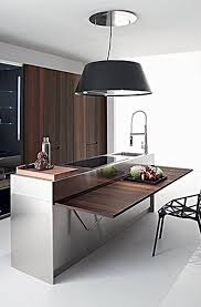 space saving kitchen islands best 25 space saving dining table ideas on space for