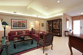 Lighting For Sloped Ceilings by 24 Living Rooms With Vaulted Ceilings Page 2 Of 5
