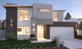 Modern Two Story House Plans 10 Architecture Two Storey House Designs And Floor Affordable
